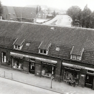 1965 Jonker Churchillweg Wageningen