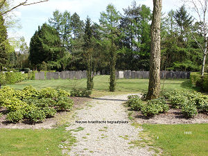 Nieuwe Israelitische begraafplaats