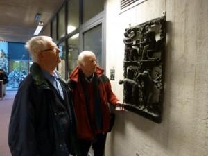 Leo Eppink en Laurens van der Zee