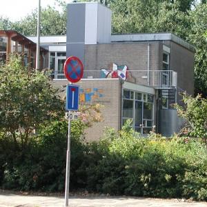 Tegeltableau Jenaplanschool afgehakt voor nieuw lokaal